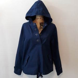 Coldwater Creek LIKE NEW! Pull Over Jacket Size L